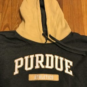 Purdue University Boilermakers Hoodie Sweatshirt